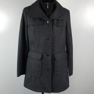 Croft & Barrow, Sz M Gray Trouser Winter Coat